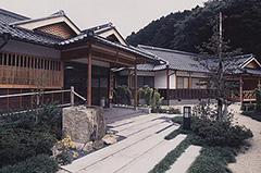 写真、中津井陣屋